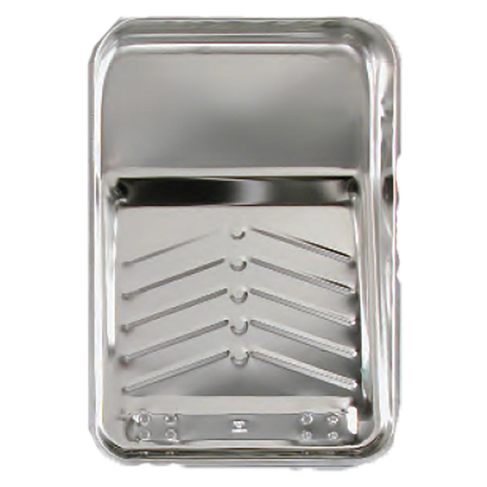 1 Gal. Deep Well Metal Tray (10-Pack)