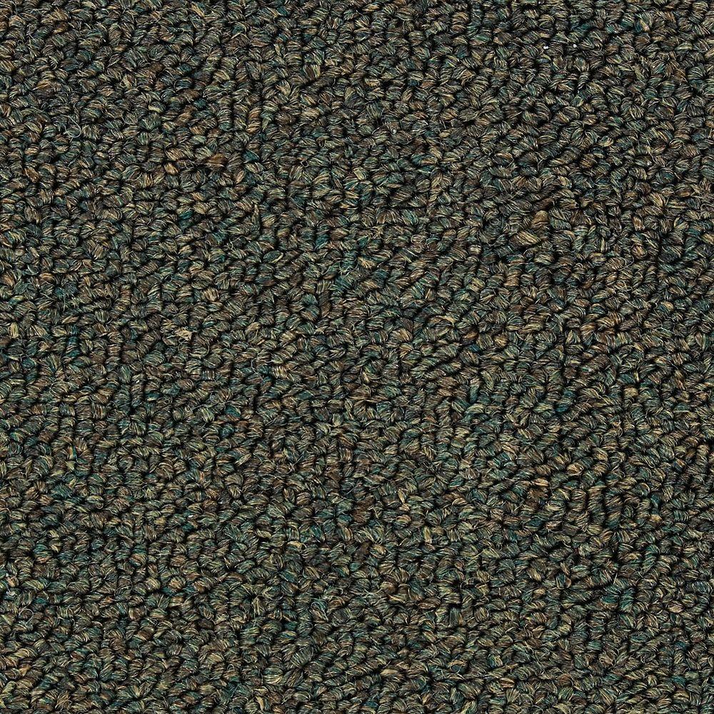 Bottom Line 20 - Color Pine Needles 15 ft. Carpet
