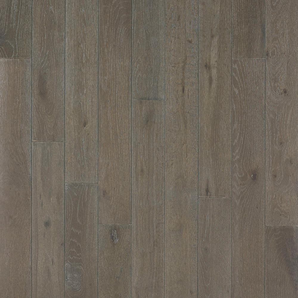 Nuvelle Take Home Sample French Oak Castlegate Click Solid Hardwood Flooring 5 In X 7 In