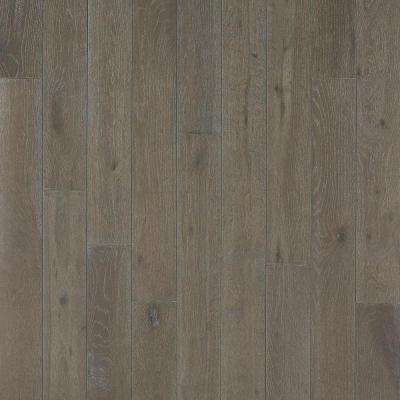 Take Home Sample - French Oak Castlegate Click Solid Hardwood Flooring - 5 in. x 7 in.