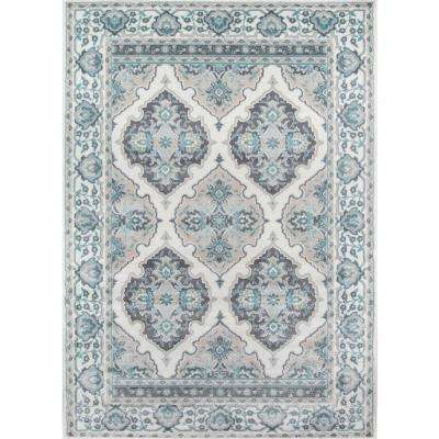 Brooklyn Heights Ivory 7 ft. 10 in. X 9 ft. 10 in. Indoor Area Rug