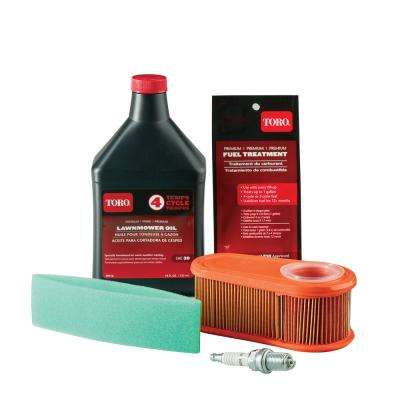 TimeMaster Walk-Behind Power Mower Engine Maintenance Kit for Briggs & Stratton 875/1000 Series Engines