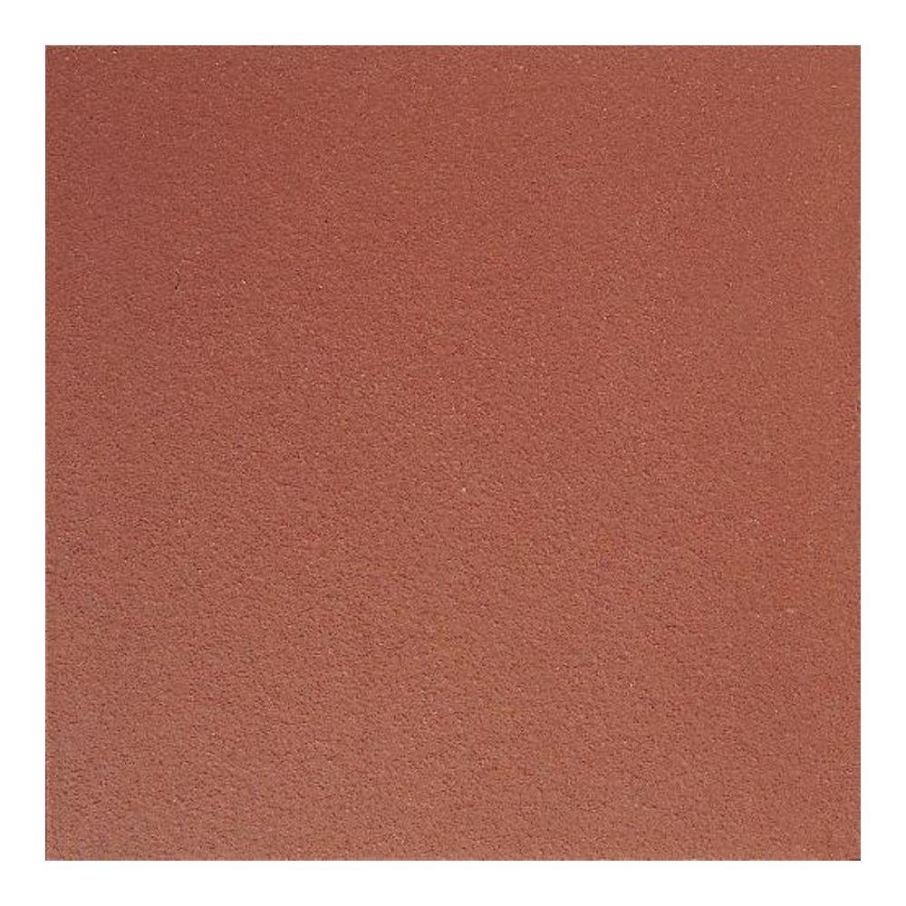 Daltile Quarry Red Blaze 6 In X 6 In Abrasive Ceramic Floor And