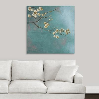 """""""Glamorous on Teal I"""" by Patricia Pinto Canvas Wall Art"""