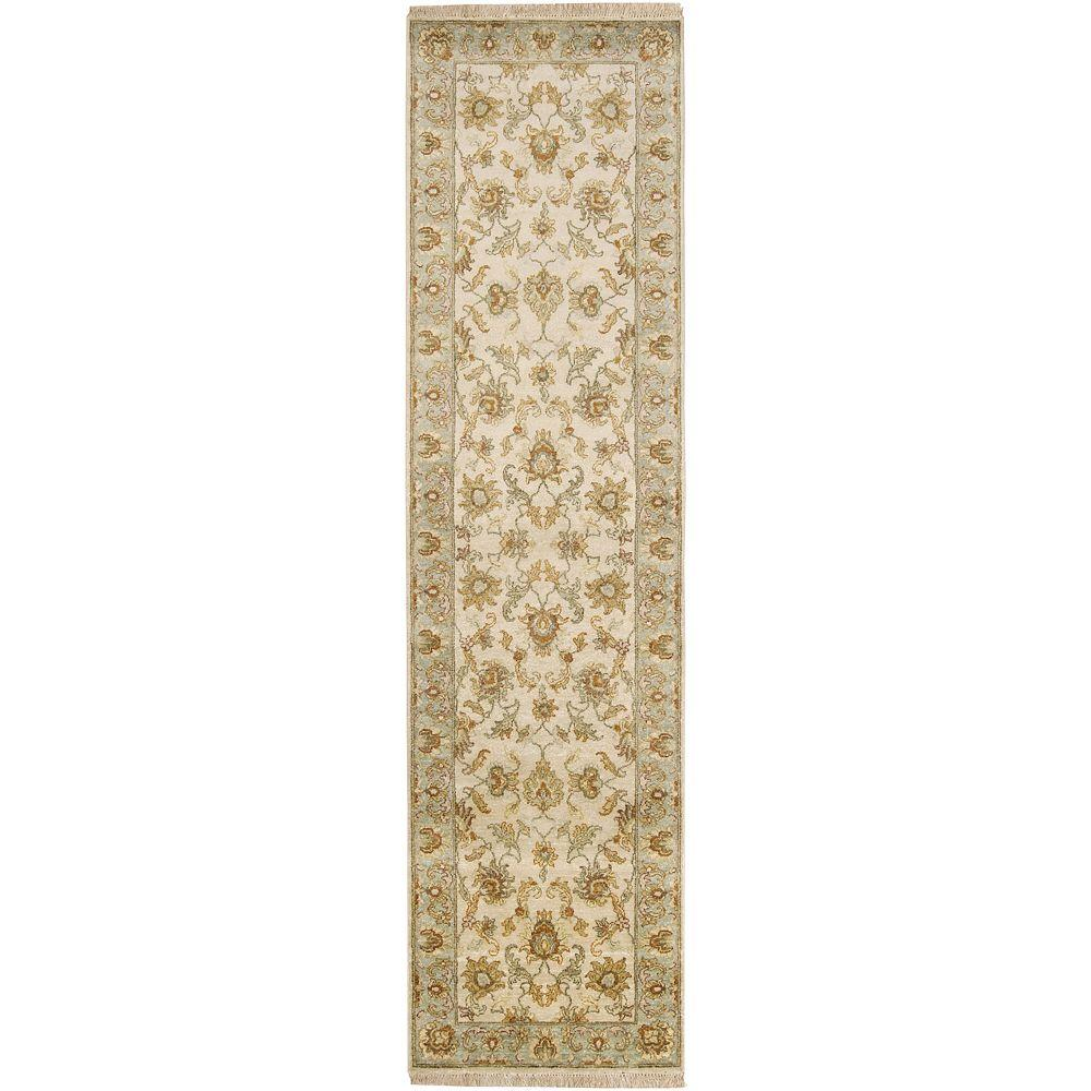 Kanab Off White 2 ft. 6 in. x 10 ft. Rug