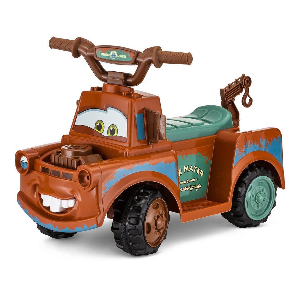 Cars 3 Towmater Toddler Quad