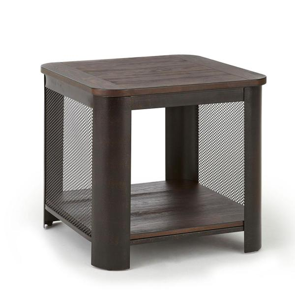 Barrow Brown End Table BW200E