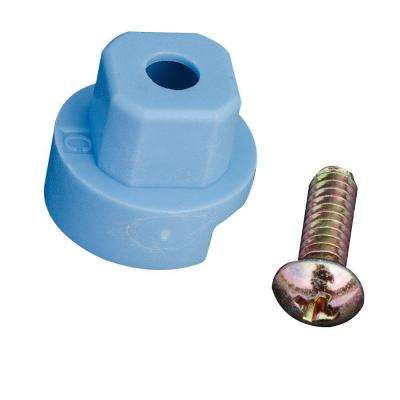 Kitchen and Bathroom Faucet Handle Adaptor - Cold