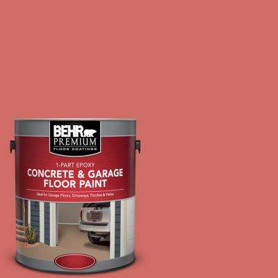 1 gal. #M160-6 Matador's Cape 1-Part Epoxy Concrete and Garage Floor Paint