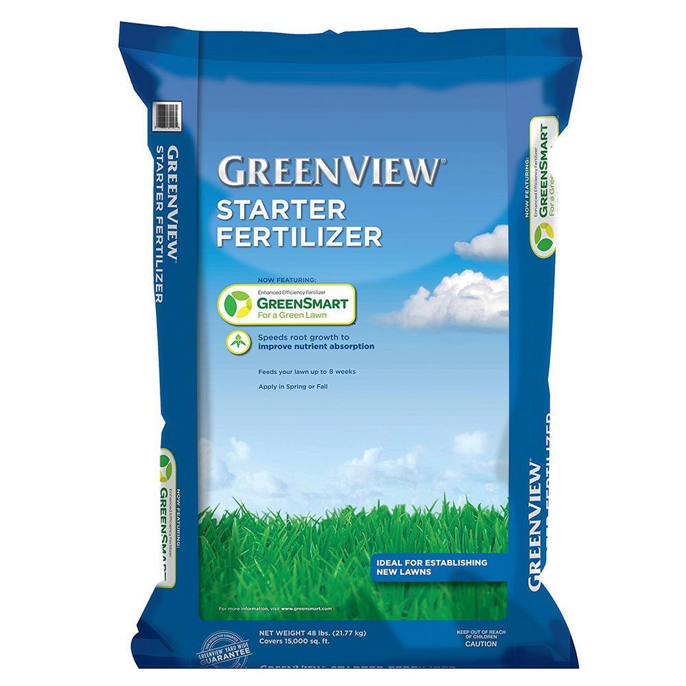 48 lbs. Starter Fertilizer