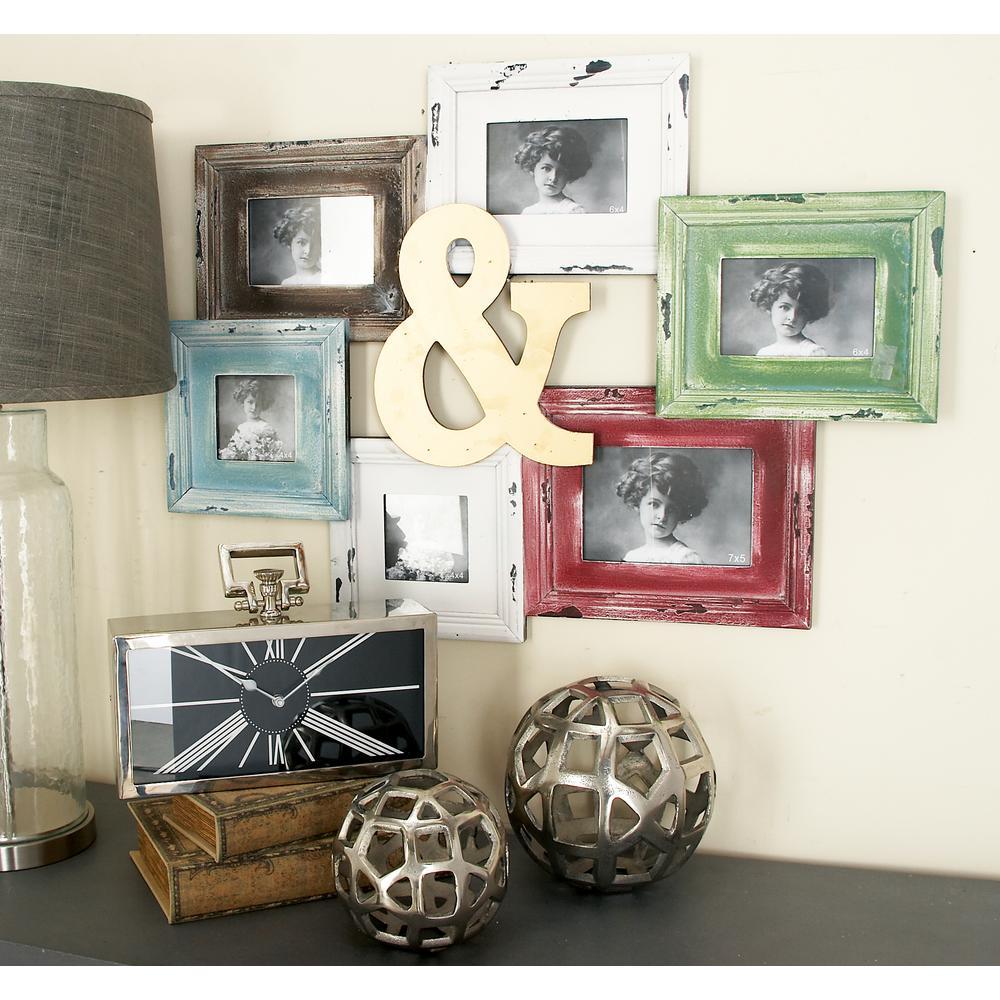 6 - Wall Frames - Wall Decor - The Home Depot