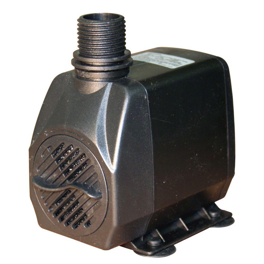 500 GHP Cover Pool Pump