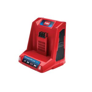 Toro PowerPlex 40-Volt Max Lithium-Ion Quick Battery Charger by Toro