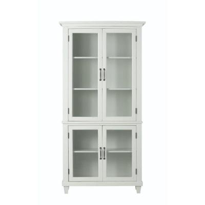 Home Decorators Collection Martin Glass Door Bookcase