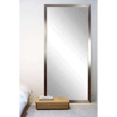 Steel Chic 30 in. x 63.5 in. Tall Mirror