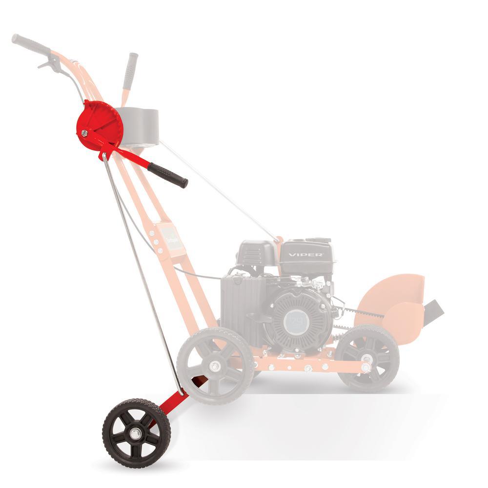 Curb Wheel Assembly Kit for 23275 Edger