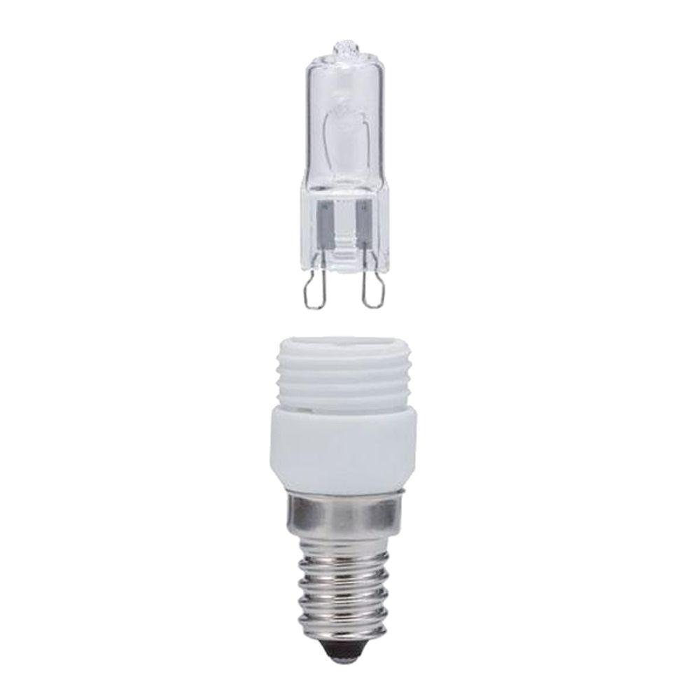 null 20-Watt Halogen T4 Decorative Light Bulb