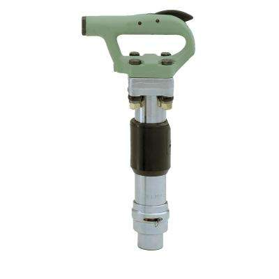 MCH-4 Air Powered Hex Chuck Chipping Hammer with Oval Collar Retainer