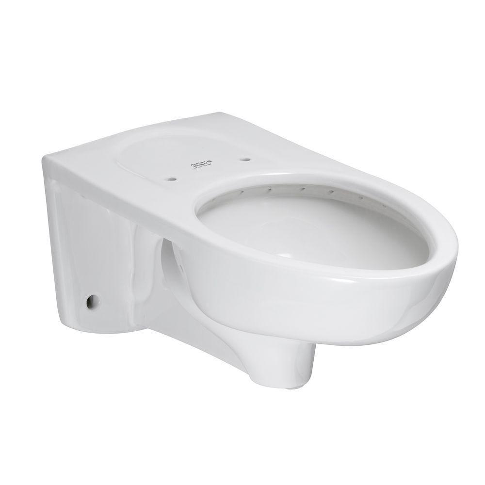 American Standard Afwall Flowise 1 1 Gpf Elongated Toilet