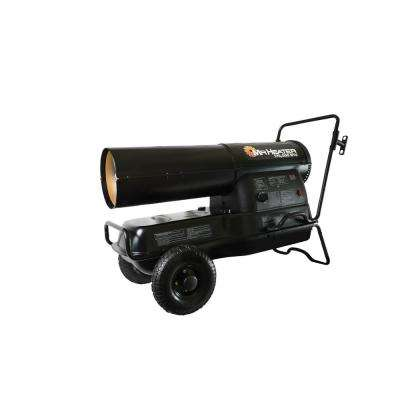 175,000 BTU Forced Air Kerosene Portable Heater
