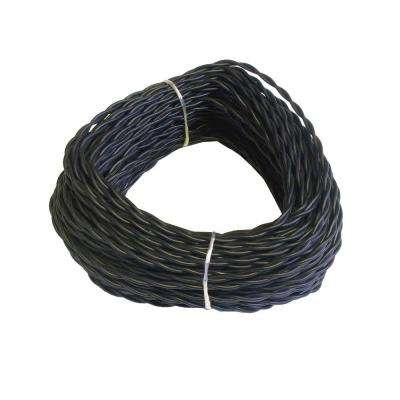 100 ft. Black Solid Landscape Ultra-Wire