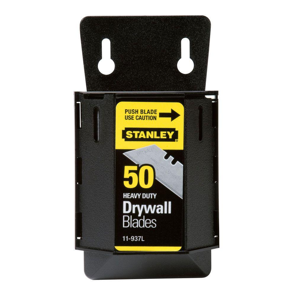 Stanley Drywall Utility Blades (50-Pack)