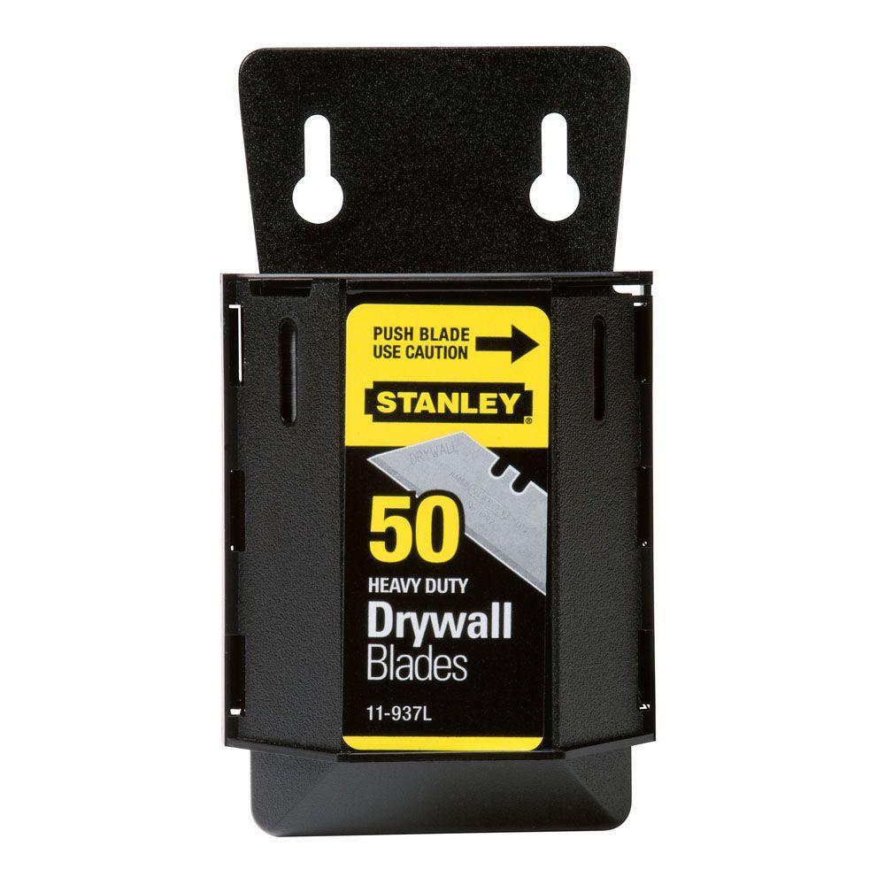 Drywall Utility Blades (50-Pack)