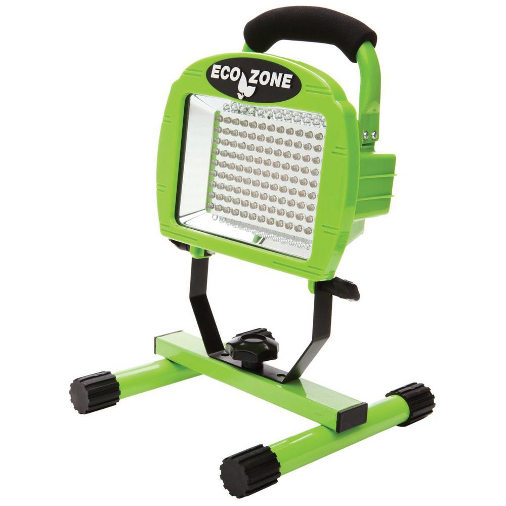 Designer Edge Designers Green Portable Bright Led Work Lighting
