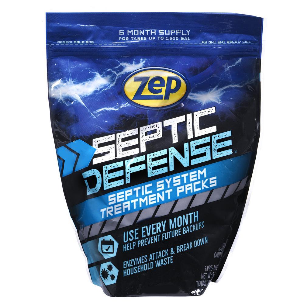 12 oz. Septic System Treatment Powder Packet