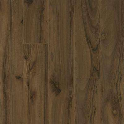 Light Walnut 8 mm Thick x 5-1/2 in. Wide x 47-5/8 in. Length Laminate Flooring (14.48 sq. ft. / case)