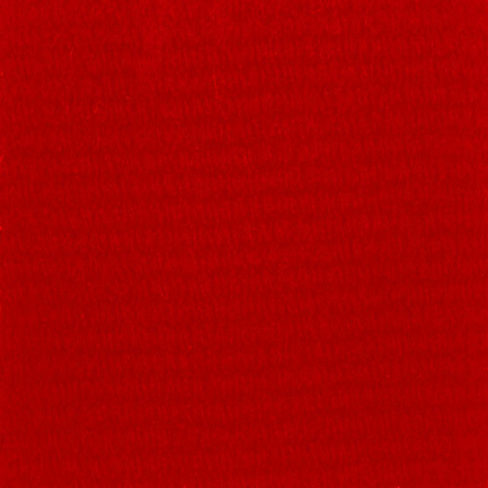 ALMA Giada Red 6 ft. 6 in. x Your Choice Length Indoor/Outdoor Carpet/Roll Runner