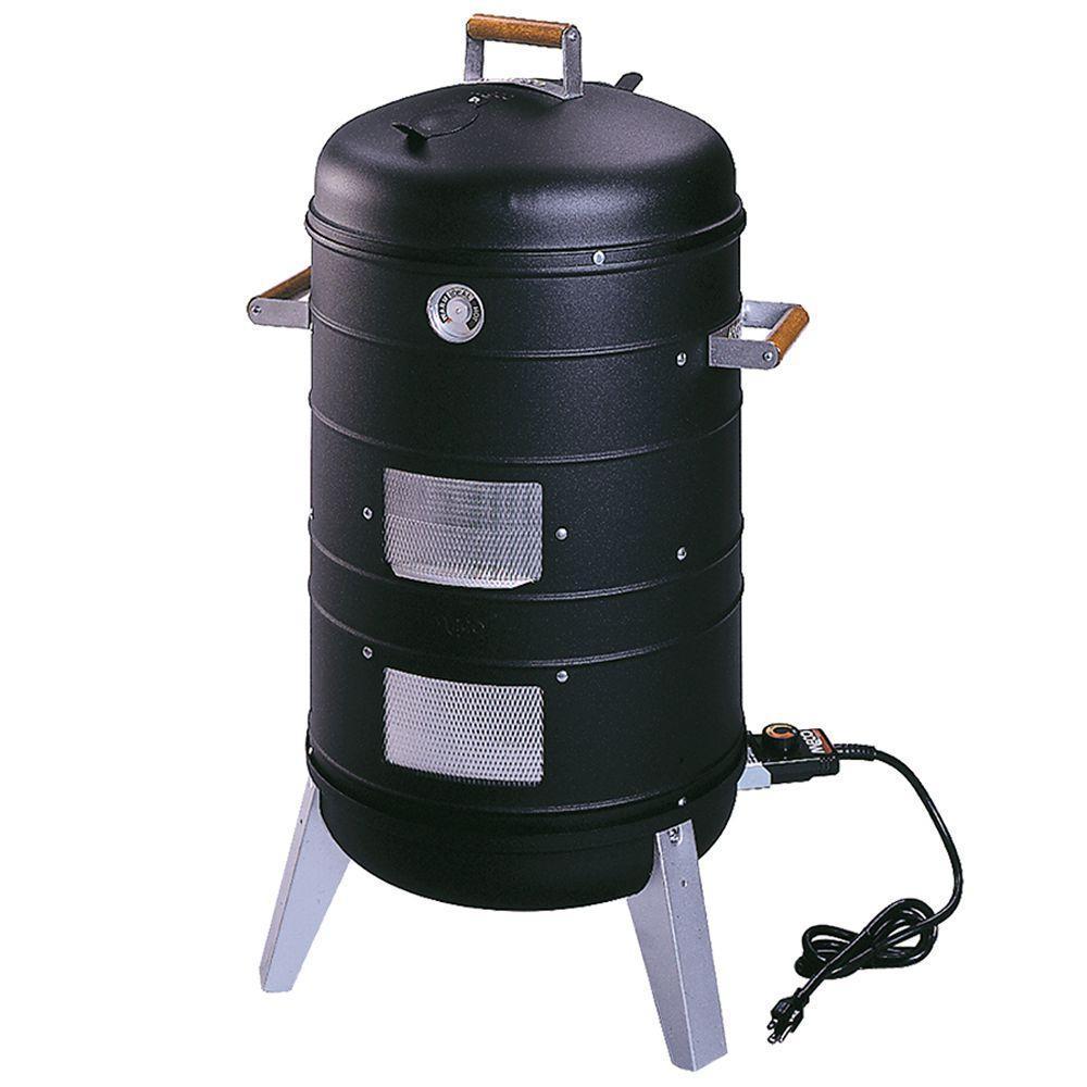Americana Americana 2-in-1 Electric Water Smoker Grill