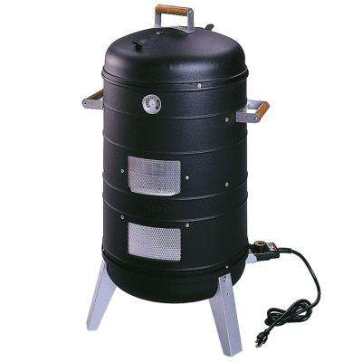 Americana 2-in-1 Electric Water Smoker Grill