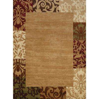 Studio Valence Beige 8 ft. x 11 ft. Indoor Area Rug