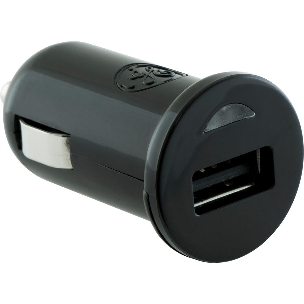 1.0 Amp Single Port DC to USB Adapter Car Charger