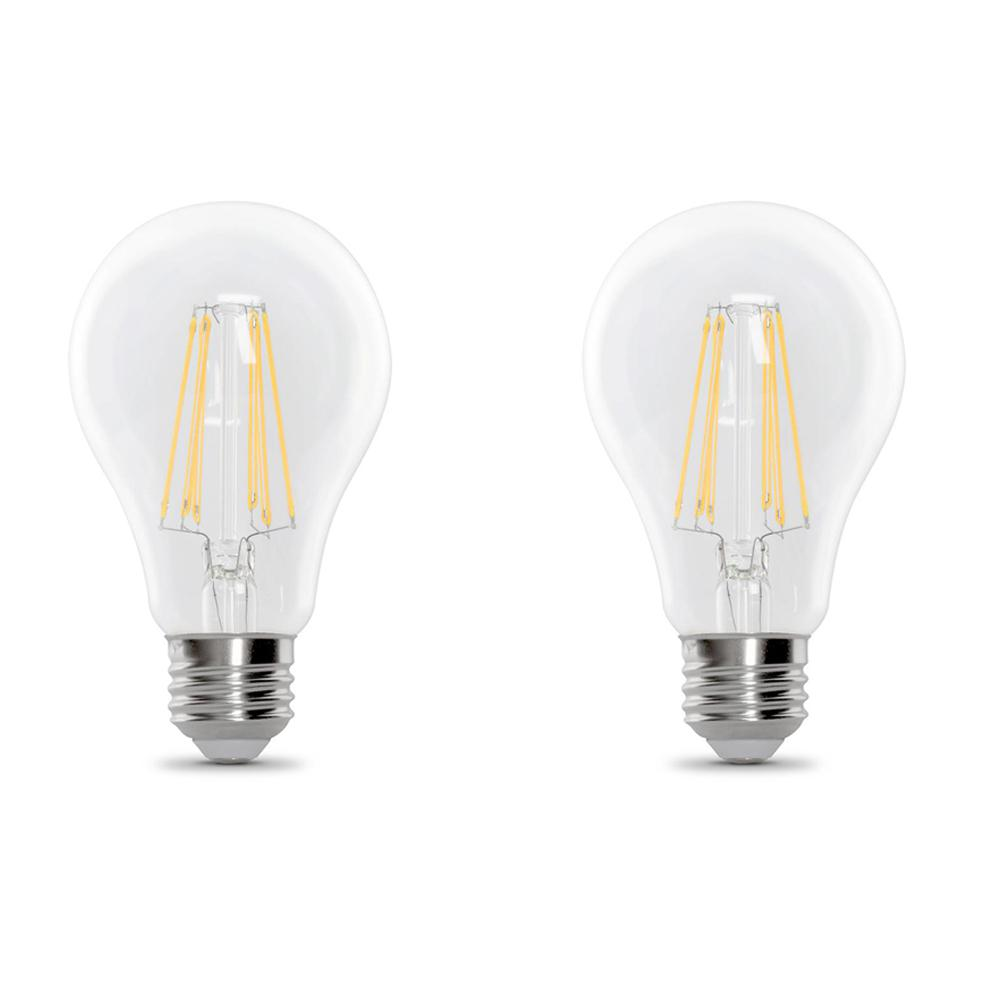 Feit Electric 60w Equivalent Soft White 2700k Gu24