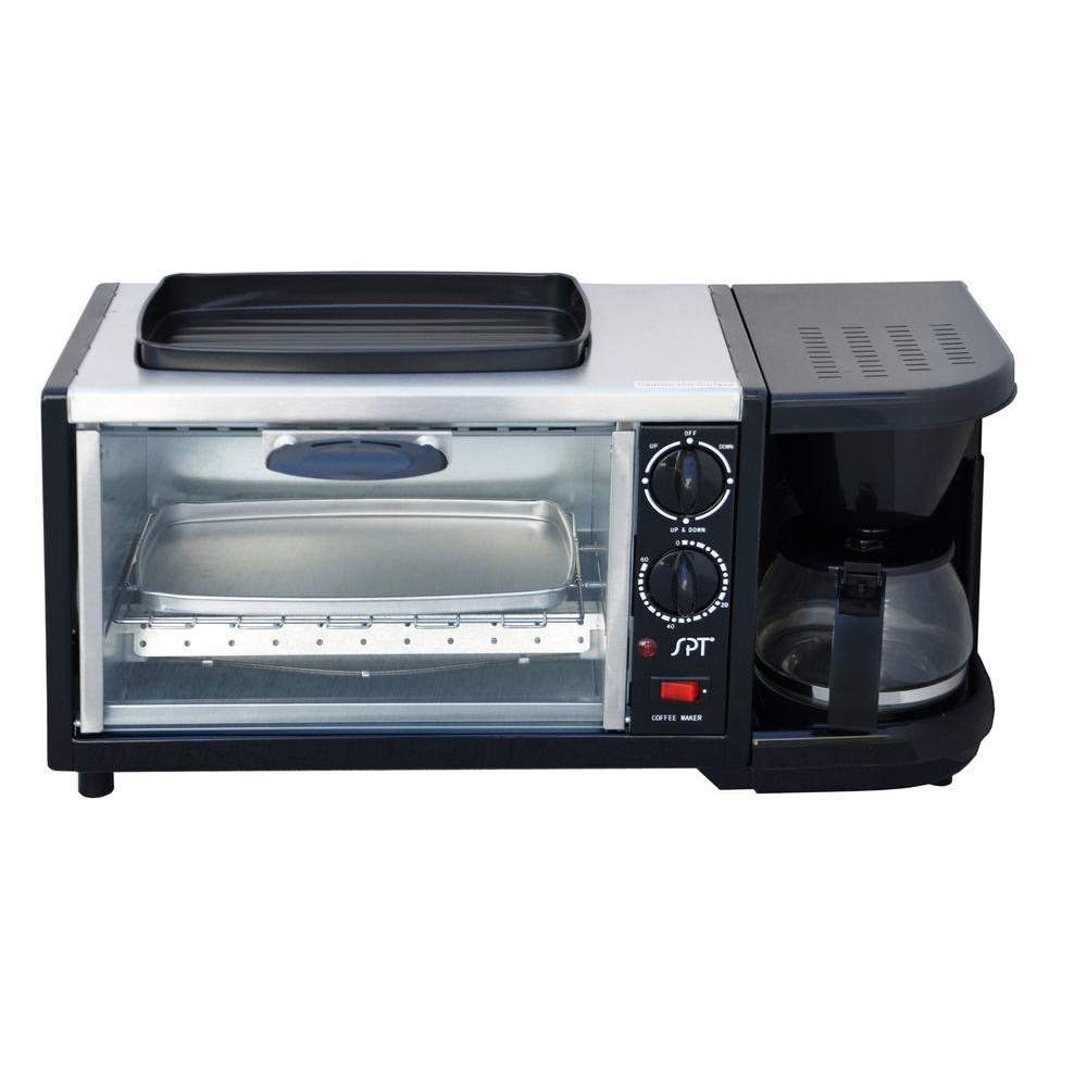 Stainless Steel 3 in 1 Breakfast Center, Stainless Steel ...