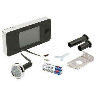 2.75 in. LCD Screen, Digital Door Viewer, Fits 1-3/8 in. - 1-3/4 in. Doors, 130 Degree View, Includes 2 AAA Batteries