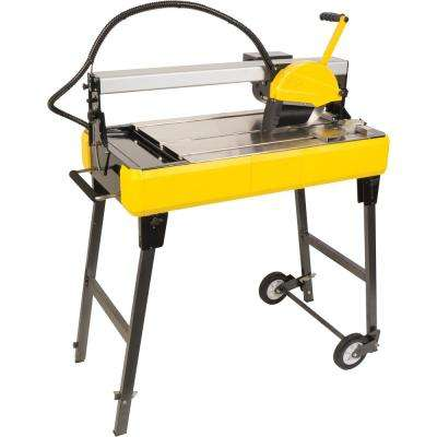 1 Hp Bridge Wet Tile Saw