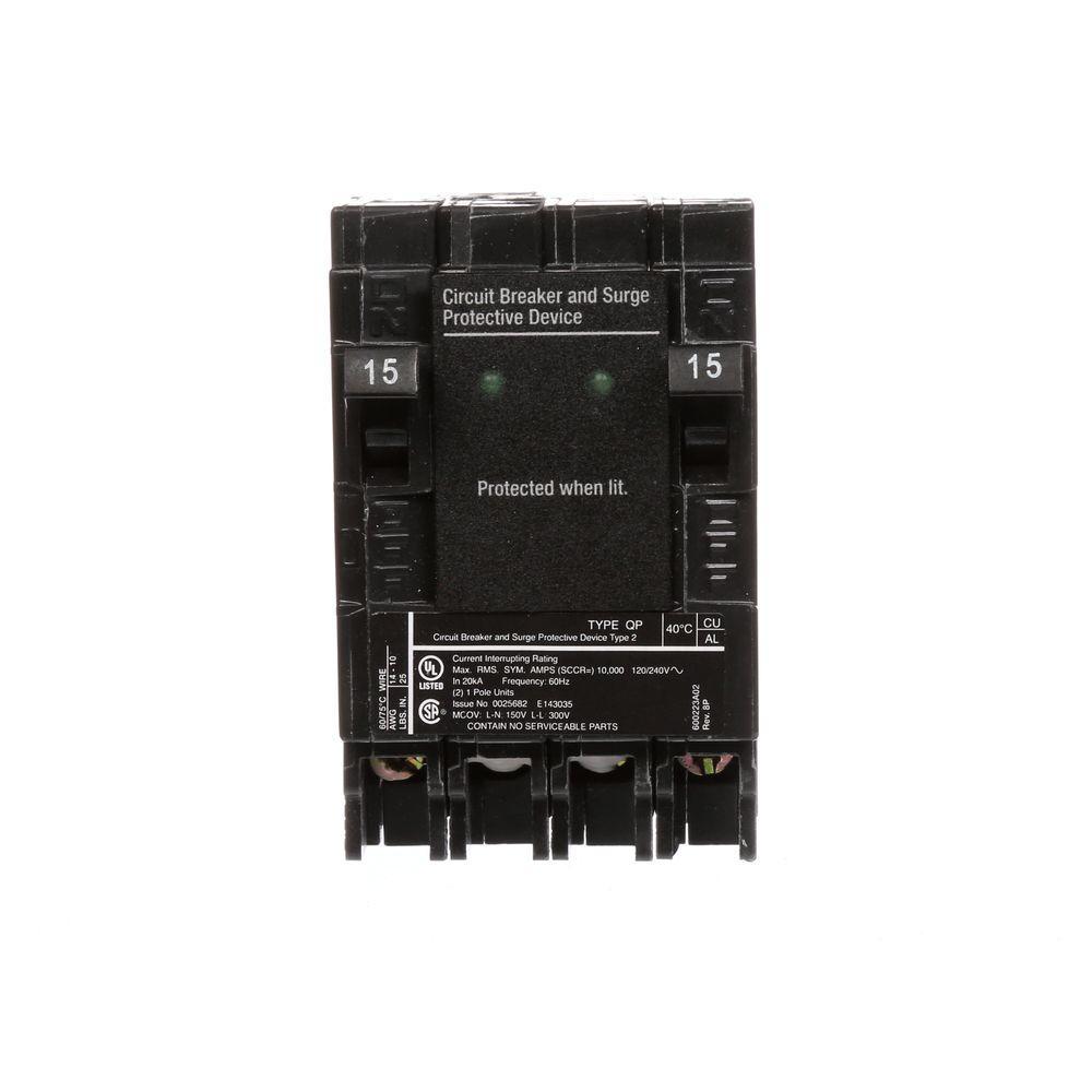 Siemens 15 Amp Single