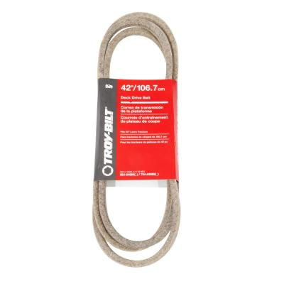 Original Equipment 42 in. Deck Drive Belt for Lawn Tractors Replaces OE# 954-04060 and 754-04060
