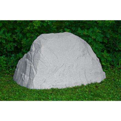 40 in. H x 44 in. W Extra Large Landscape Boulder, Granite Resin