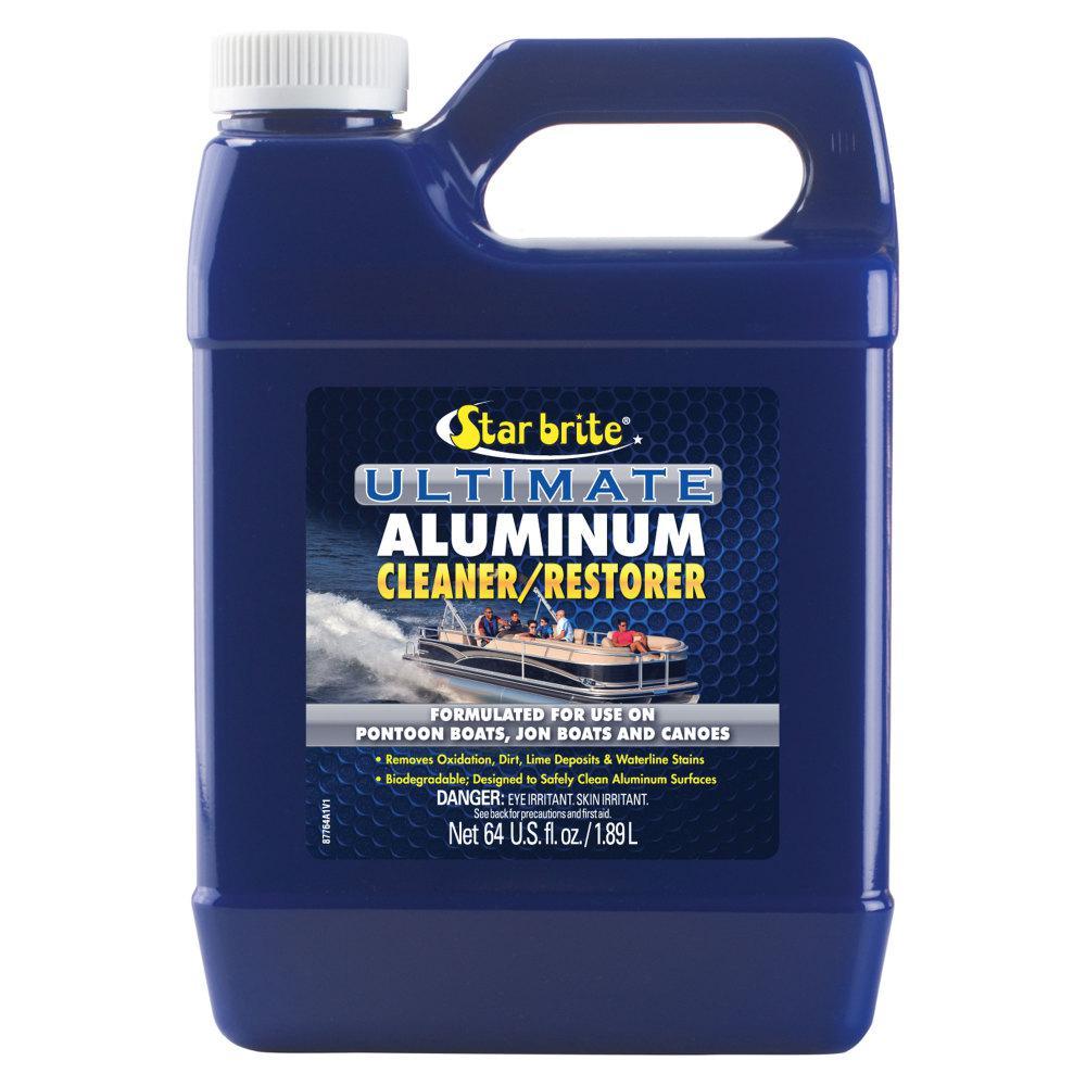 Star Brite 64 oz. Ultimate Aluminum Cleaner/Restorer