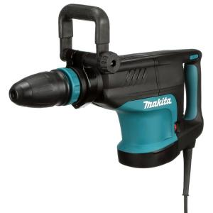 Makita 14 Amp SDS-MAX Corded Variable Speed 20 lb. Demolition Hammer w/ Soft Start, Side Handle, Bull Point... by Makita