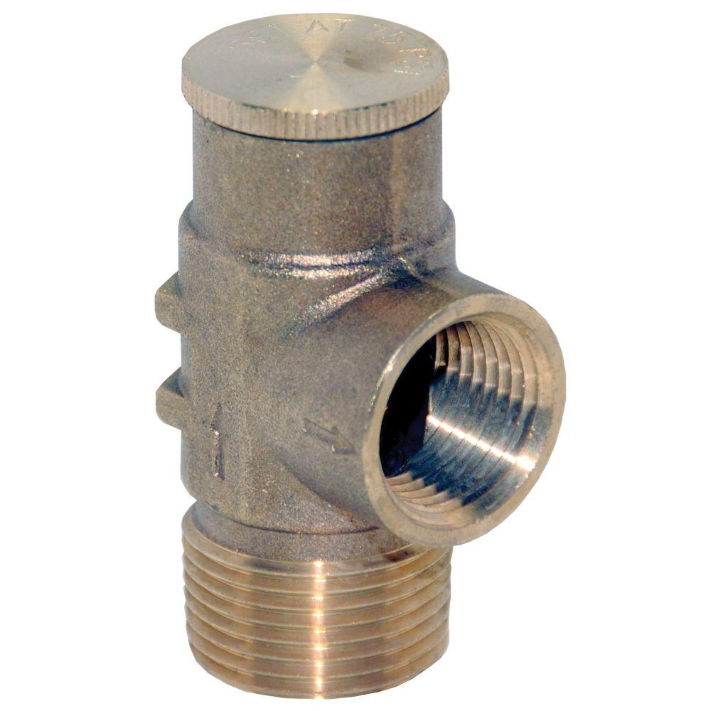 null 1/2 in. Relief Valve No Lead