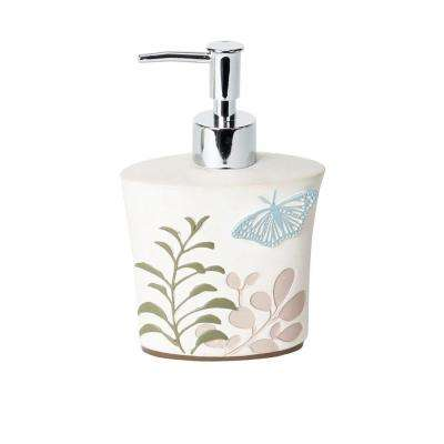 Fluttering Resin Lotion Dispenser