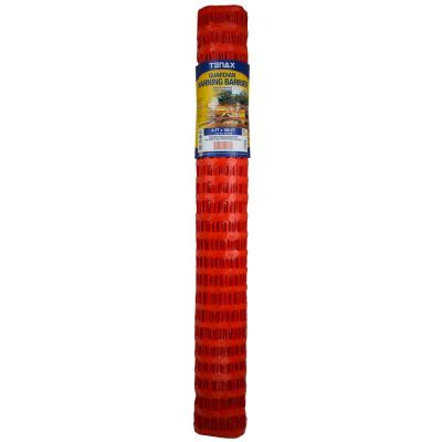 4 ft. x 100 ft. Orange Guardian Safety Barrier Fence