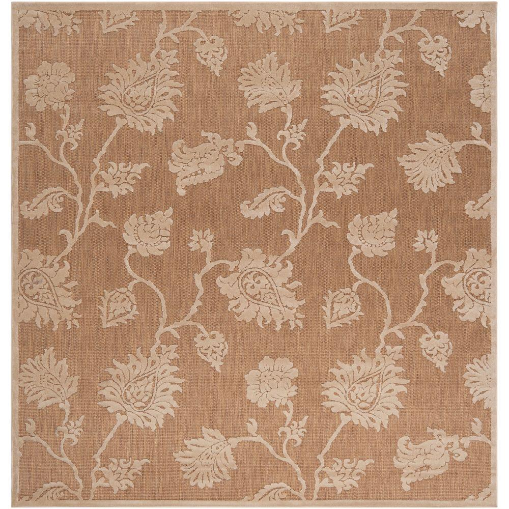 Chloe Rug From Organic By Artistic Weavers: Artistic Weavers Matamoros Natural 7 Ft. 6 In. X 7 Ft. 6