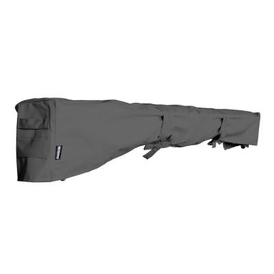 12 ft. Protective Cover for Retractable Awnings with Heavy Duty Weather Proof Fabric in Grey