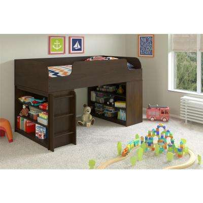 Elements 1-Piece Resort Cherry Twin Kids Bedroom Set
